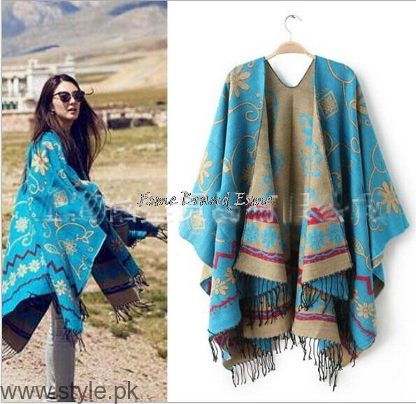 Wool Shawls in Pakistan (16)