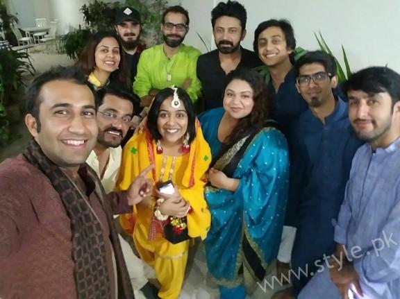 Actress Yasra Rizvi Mayoun Pictures