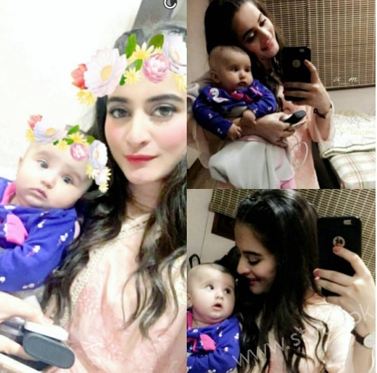 Aiman Khan and Muneeb Butt's First Dholki Pictures (4)