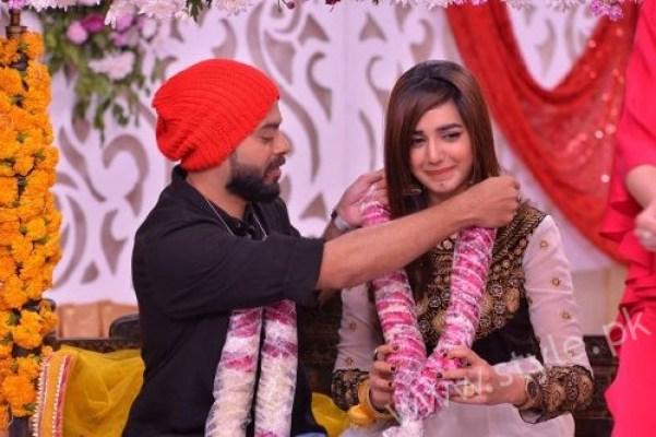 Anum Fayyaz Marriage Good Morning Pakistan