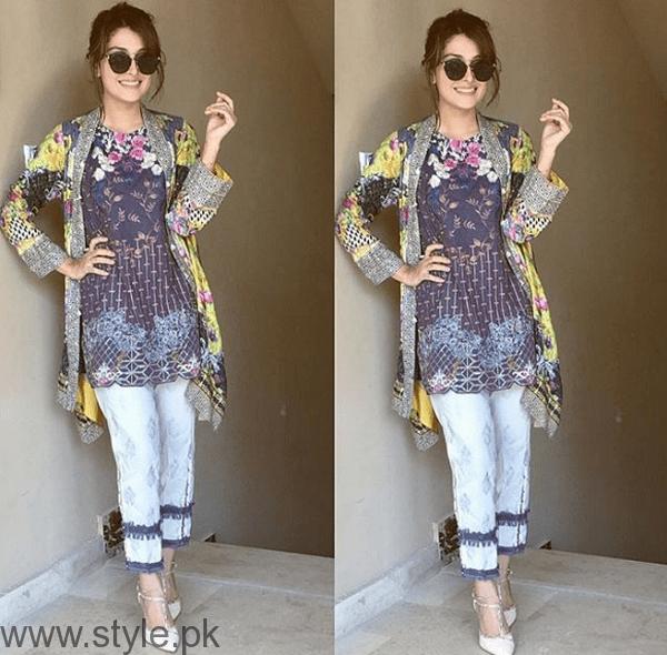 Ayeza Khan In Sunglasses Beautiful Picture