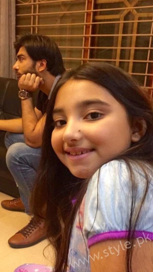Javeria Saud Daughter Jannat Birthday