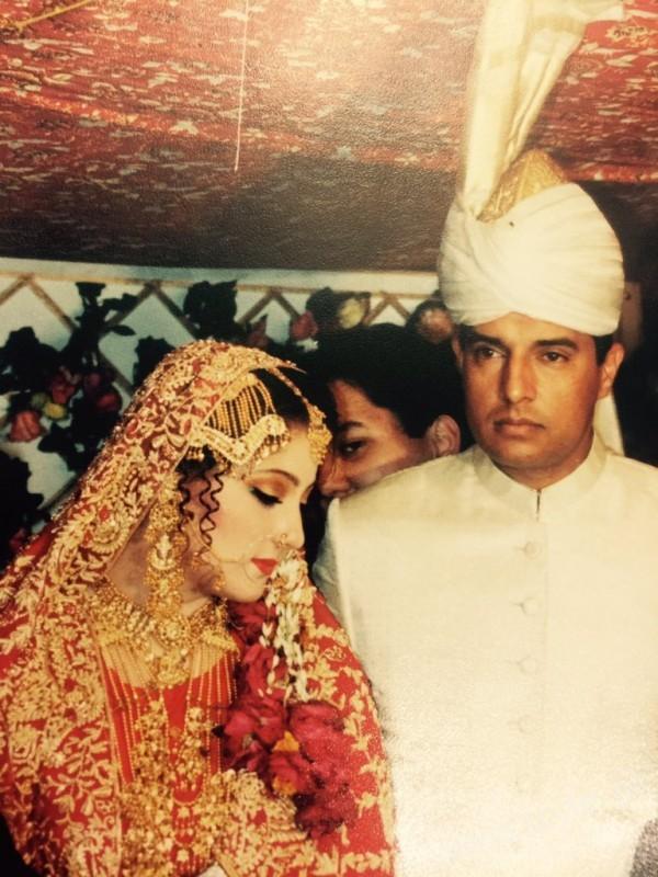 Maryam Nawaz and Captain Safdar Wedding Pictures