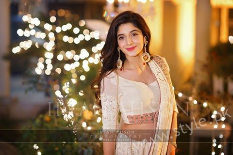 Mawra Hocane at Qawaali Night