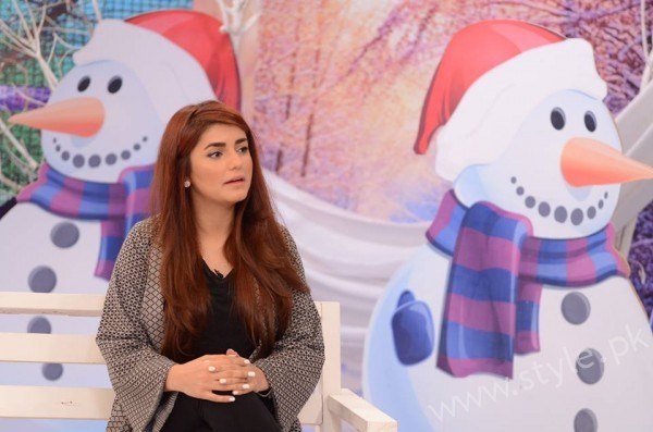 Momina Mustehsan Good Morning Pakistan Show Pictures