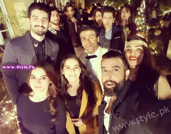 Pakistan Celebrities Gatsby Night Pictures