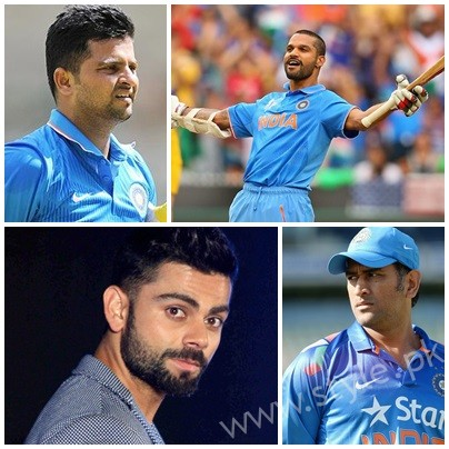 Salary Of Indian Cricketers In 2016