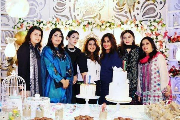 Sana Fahad's Birthday Party 1
