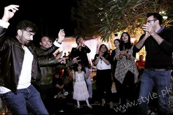 Sana Fahad's Birthday Party 4