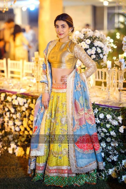 Urwa Hocane Qawali Night Picture