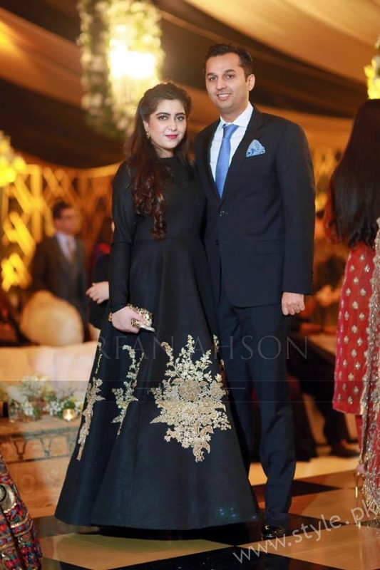 Wedding of Malik Riaz's Grand Daughter (16)