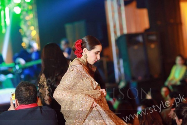 Wedding of Malik Riaz's Grand Daughter (2)