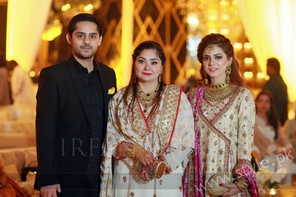 Wedding of Malik Riaz's Grand Daughter (3)