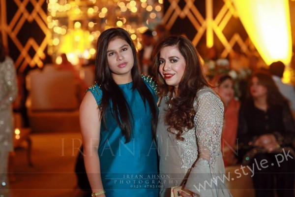 Wedding of Malik Riaz's Grand Daughter (8)