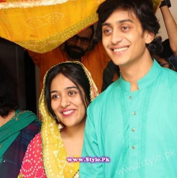 Yasra Rizvi Hadi Mehndi Pictures (2)