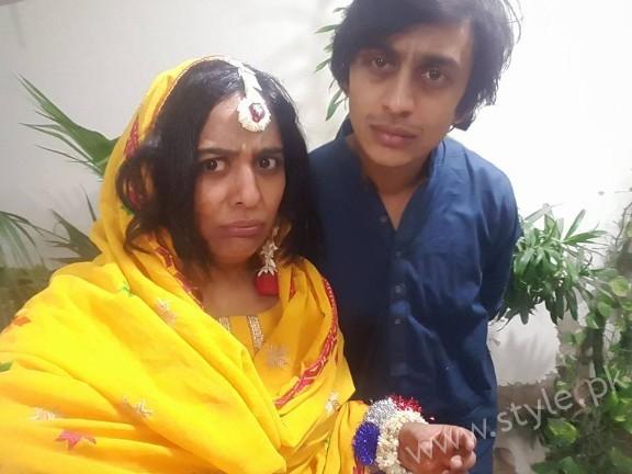 Yasra Rizvi Mayun