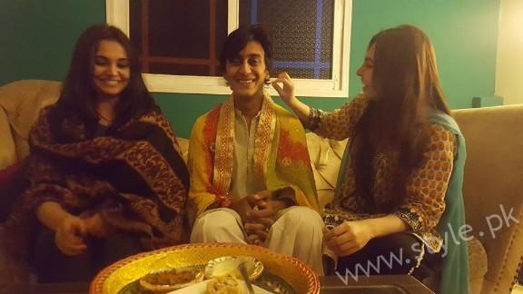 Yasra Rizvi and Abdul Hadi mayoun 2