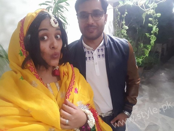 Yasra Rizvi and Abdul Hadi mayoun 4