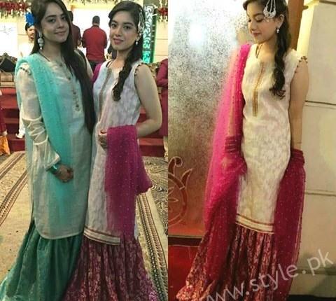 See Arisha Razi and Sara Razi at a WeddingArisha Razi and Sara Razi at a Wedding
