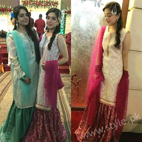 See Arisha Razi and Sara Razi at a WeddingArisha Razi and Sara Razi at a Wedding