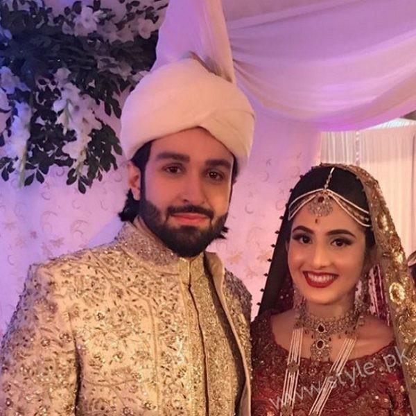Azfar Rehman Wedding
