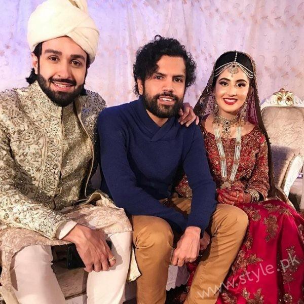 Azfar Rehman Wife