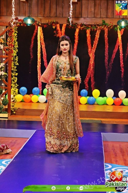 Bridal Fashion Trends in Pakistan dispalyed at Jago Pakistan Jago (14)