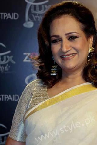 Bushra Ansari- PAkistani Actors turned Singers