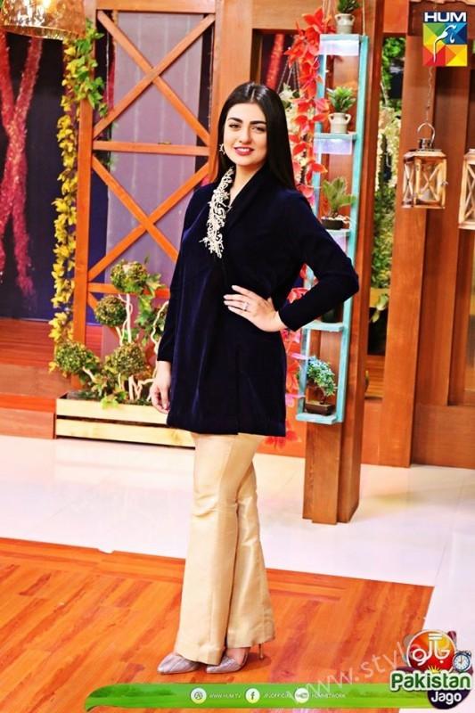 Cast of Drama Serial Nazar e Bad in Jago Pakistan Jago (7)