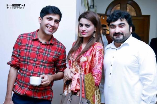 Celebrities at Javeria Saud's daughter Jannat Saud's Birthday Party (23)
