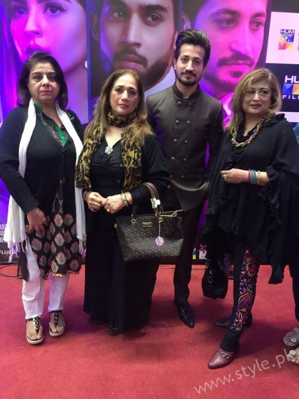Celebrities at Premiere of Thora Jee Le (17)