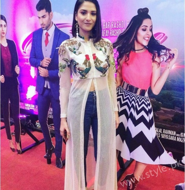 Celebrities at Premiere of Thora Jee Le (5)