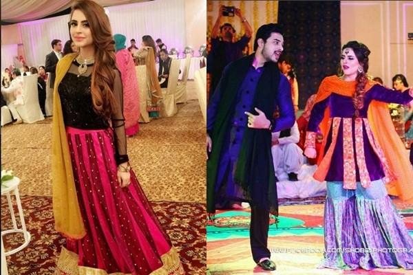 See Fatima Effendi and Kanwar Arsalan at a Friend's Wedding