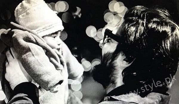 Fawad Khan Daughter Elayna