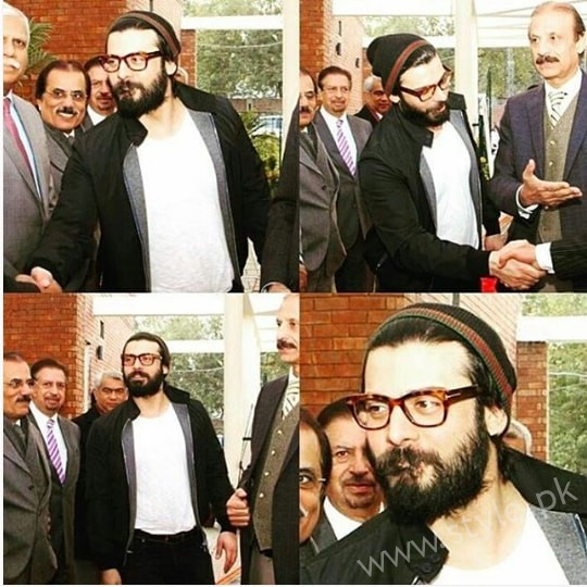 Fawad Khan's Transformation from Fit to Fat (6)
