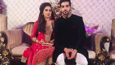 Furqan Qureshi and Sabrina Naqvi- Baraat