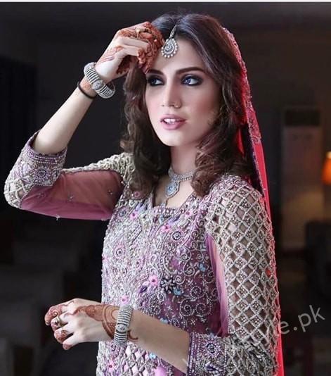 Furqan Qureshi and Sabrina Naqvi's Reception and Wedding Pictures (4)