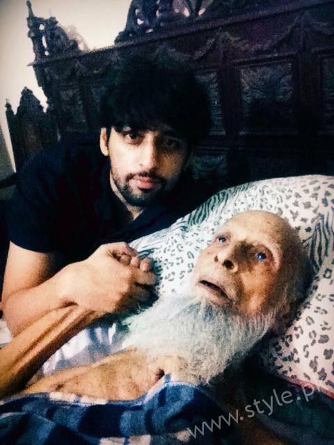 Humayun Saeed Father