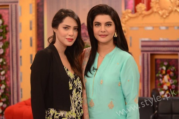 Kon Bane Gi Humayun Asraf Ki Dulhan Special Show in Good Morning Pakistan (11)