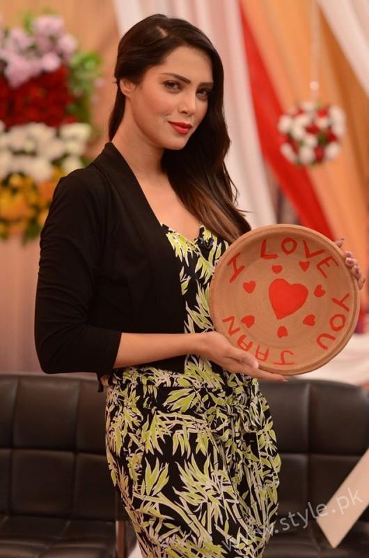 Kon Bane Gi Humayun Asraf Ki Dulhan Special Show in Good Morning Pakistan (17)