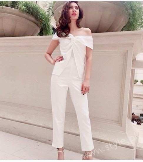 Mahira Khan Dubai Raees Promotions