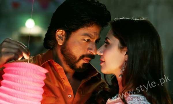 Mahira Khan's second song Udi Udi Jaye made people fall head over heels (4)