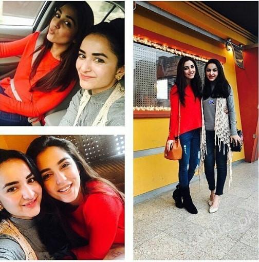 Maya Ali and Yumna Zaidi (1)