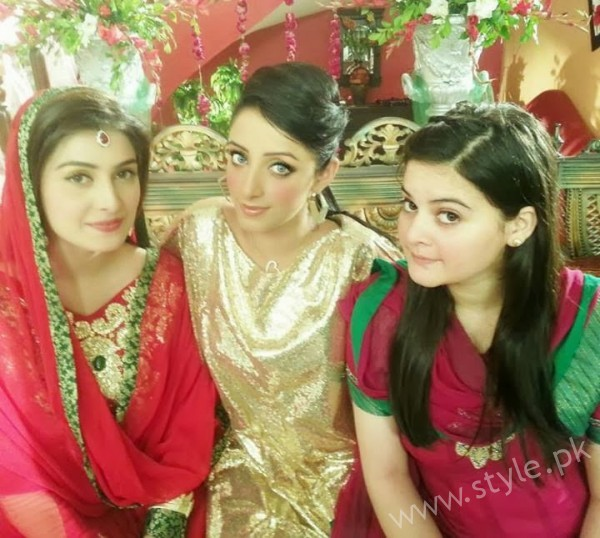 Minal Khan's Profile, Pictures and Dramas (3)
