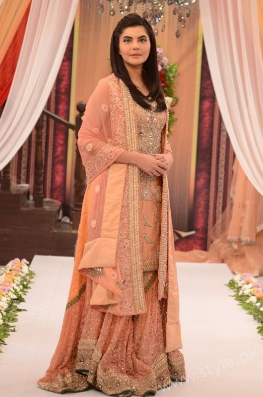 Pakistani Bride's and Groom's Fashion Trends (2)