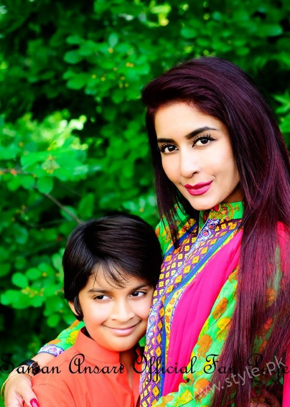 Saman Ansari's Profile, Pictures and Dramas (19)