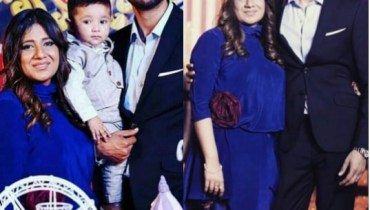 See Fahad Mustafa son Birthday Party