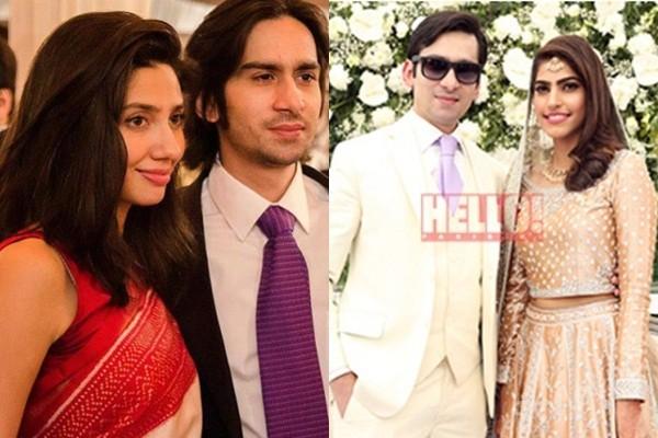 See Mahira Khan's ex Husband got married again