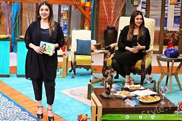 See Sanam Jung comes back to routine