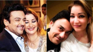 See Adnan Sami is blessed with a Daughter